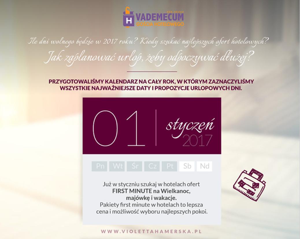 urlopy 2017 violetta hamerska blog