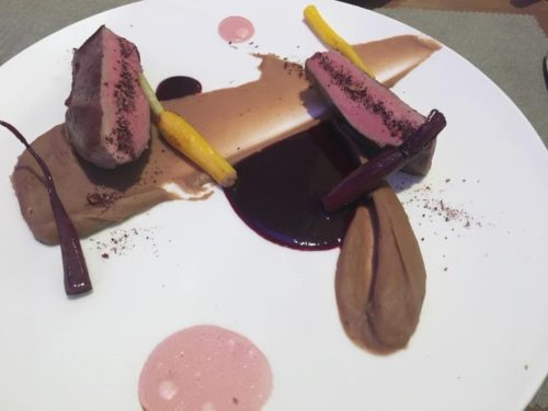 recenzja restauracji ac hotel by mariott