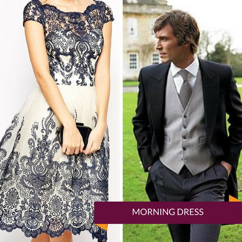 dress code morning dress